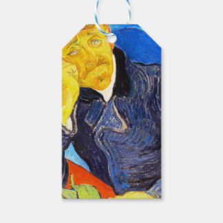Van Gogh | Portrait of Dr. Gachet Pack Of Gift Tags