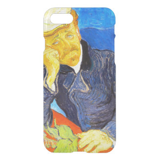 Van Gogh   Portrait of Dr. Gachet iPhone 7 Case