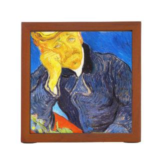 Van Gogh | Portrait of Dr. Gachet Pencil Holder