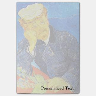 Van Gogh | Portrait of Dr. Gachet Post-it® Notes