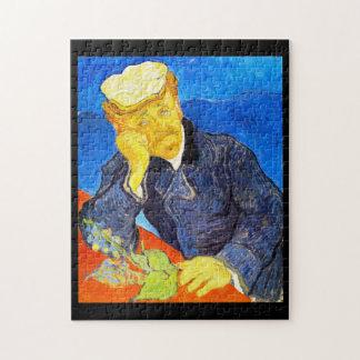 Van Gogh | Portrait of Dr. Gachet Puzzles