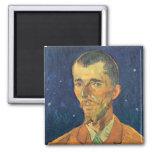 Van Gogh; Portrait of Eugene Boch, Vintage Art