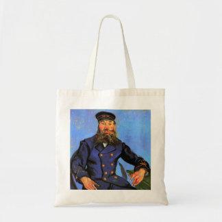 Van Gogh, Portrait of the Postman Joseph Roulin
