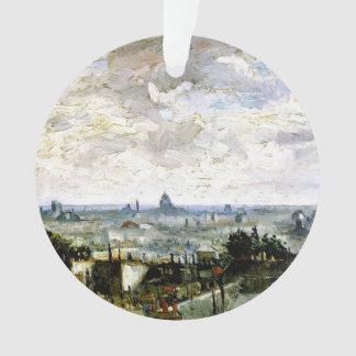 Van Gogh - Roofs of Paris Ornament