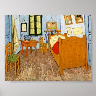 Van Gogh Room at Arles Poster