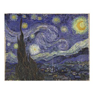 van Gogh - Starry Night (1889) Poster
