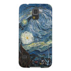 Van Gogh Starry Night Case For Galaxy S5