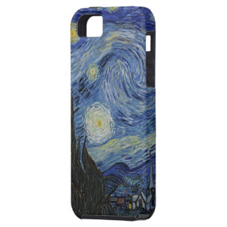 Van Gogh Starry Night Case For The iPhone 5