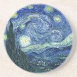 Van Gogh - Starry Night Coasters