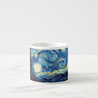 Van Gogh Starry Night Coffee Mug Espresso Mug