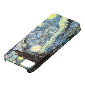 Van Gogh Starry Night Fine Art iPhone 5 Cover