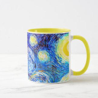 Van Gogh Starry Night Fine Art Mug