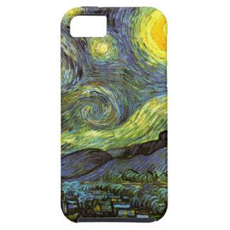 Van Gogh: Starry Night iPhone 5 Cases