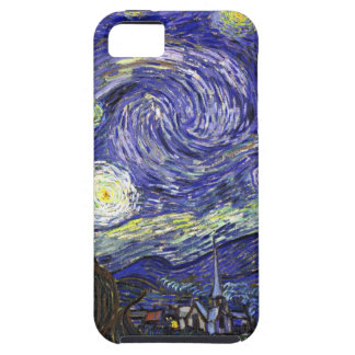 Van Gogh Starry Night iPhone 5 Cases
