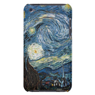 Van Gogh Starry Night iPod Case-Mate Case