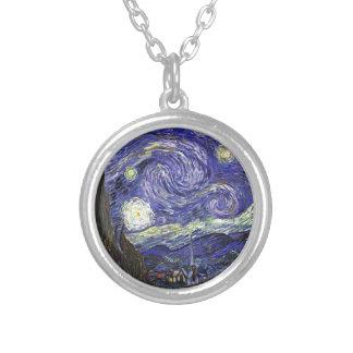 Van Gogh Starry Night Pendants