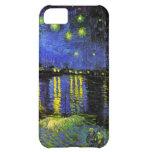 Van Gogh Starry Night Over The Rhone iPhone 5C Case