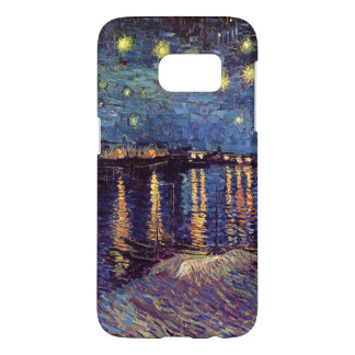 Van Gogh Starry Night Over the Rhone, Fine Art