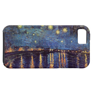 Van Gogh Starry Night Over the Rhone, Fine Art Case For The iPhone 5