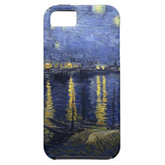 Van Gogh Starry Night Over The Rhone iPhone 5 Case