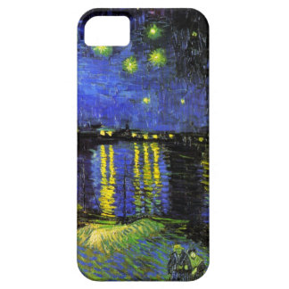 Van Gogh Starry Night Over The Rhone iPhone 5 Cover