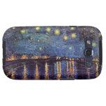 Van Gogh; Starry Night Over the Rhone, Vintage Art