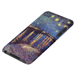 Van Gogh Starry Night Over the Rhone, Vintage Art iPod Touch Cases