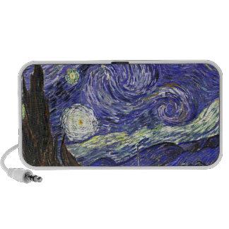 Van Gogh Starry Night Speakers