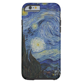 Van Gogh Starry Night Tough iPhone 6 Case