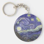 Van Gogh Starry Night, Vintage Post Impressionism