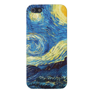 Van Gogh Starry Nights Case For The iPhone 5