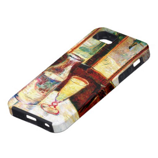 Van Gogh Still Life Absinthe  (F339) iPhone 5 Cover