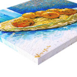 Van Gogh Still Life: Basket, Six Oranges (F395)