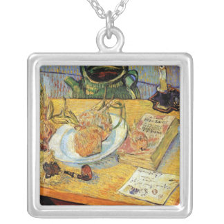 Van Gogh - Still Life Drawing Board Pendants