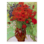 Van Gogh; Still Life: Red Poppies and Daisies