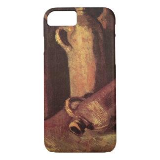 Van Gogh Still Life Stone Bottles, Flask White Cup iPhone 7 Case