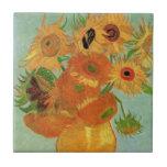 Van Gogh; Still Life: Vase with 12 Sunflowers