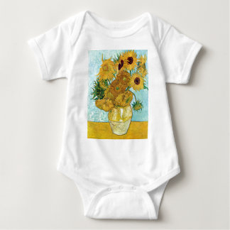 van Gogh Still Life Vase with Twelve Sunflowers Shirt