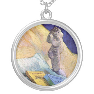 Van Gogh - Still Life With Plaster Statuette Personalized Necklace