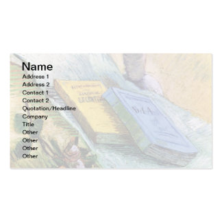 Van Gogh - Still Life With Plaster Statuette Pack Of Standard Business Cards