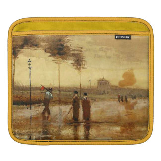 Van Gogh Sunday in Eindhoven Fine Art Sleeves For iPads