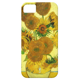 Van Gogh Sunflowers iPhone Case
