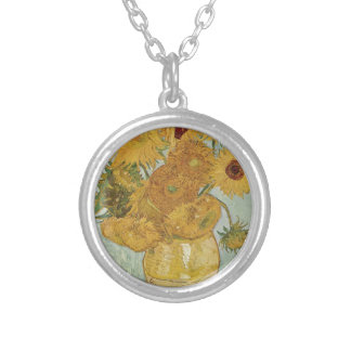Van Gogh - Sunflowers Necklace