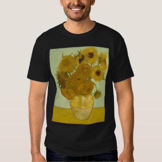 van gogh sunflowers neue pinakothek 8672  van gogh tshirt