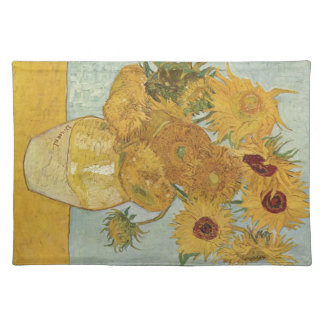Van Gogh - Sunflowers Placemat