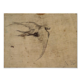 Van Gogh - Swift Poster