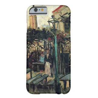 Van Gogh Terrace of a Cafe on Montmartre, Fine Art Barely There iPhone 6 Case