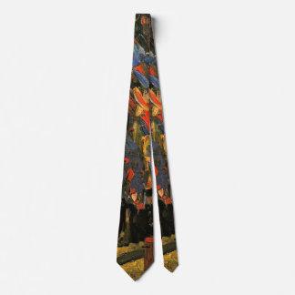 Van Gogh - The 14th July in Paris Tie