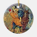 Van Gogh The Good Samaritan Ornament