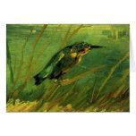 Van Gogh The Kingfisher, Vintage Impressionism Art